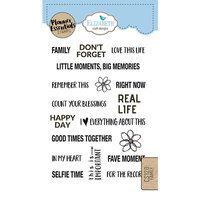 Elizabeth Craft Designs - Clear Photopolymer Stamps - Family