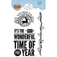 Elizabeth Craft Designs - Christmas - Clear Photopolymer Stamps - Reindeer Mail