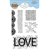Elizabeth Craft Designs - Clear Photopolymer Stamps - Background Stamps 3