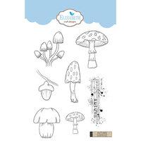 Elizabeth Craft Designs - Clear Photopolymer Stamps - Autumn Surprise