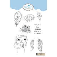 Elizabeth Craft Designs - Clear Photopolymer Stamps - Make a Wish