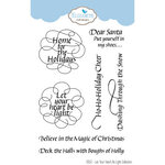 Elizabeth Craft Designs - Christmas - Clear Photopolymer Stamps - Let Your Heart Be Light