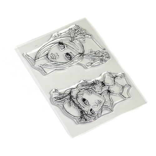 Elizabeth Craft Designs - Clear Photopolymer Stamps - Earthy Girls