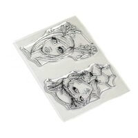 Elizabeth Craft Designs - Clear Photopolymer Stamps - Earthy Girls