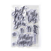 Elizabeth Craft Designs - Clear Photopolymer Stamps - For You