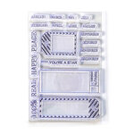 Elizabeth Craft Designs - Clear Photopolymer Stamps - Sidekick Stamps 1