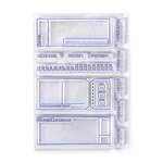 Elizabeth Craft Designs - Clear Photopolymer Stamps - Sidekick Stamps 2