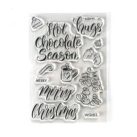 Elizabeth Craft Designs - Christmas - Clear Photopolymer Stamps - Hugs