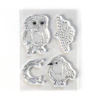 Elizabeth Craft Designs - Clear Photopolymer Stamps - Bird Song