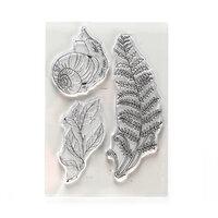 Elizabeth Craft Designs - Clear Photopolymer Stamps - Forest Finds