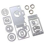 Elizabeth Craft Designs - Die Cutting Kit - Camera Insert Kit