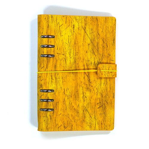 Elizabeth Craft Designs - A5 Planner Binder - Sunflower