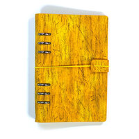 Elizabeth Craft Designs - A5 Planner Binder - Sunflower