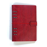 Elizabeth Craft Designs - A5 Planner Binder - Red Rose