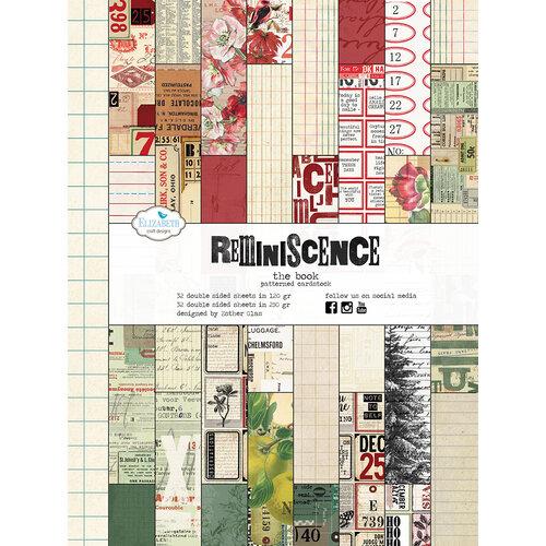Elizabeth Craft Designs - Reminiscence Collection - Paper Book