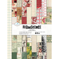 Elizabeth Craft Designs - Reminiscence Collection - Paper Book