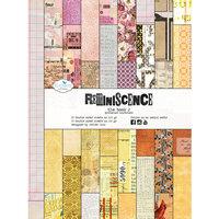 Elizabeth Craft Designs - Reminiscence Collection - Paper Book 2