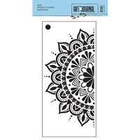 Elizabeth Craft Designs - Stencils - Spring Flower Mandala