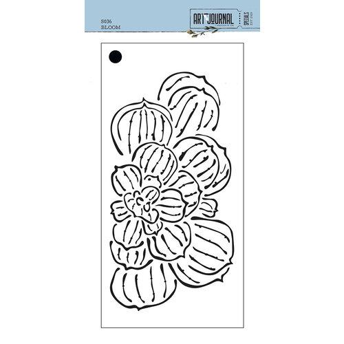 Elizabeth Craft Designs - Stencil - Bloom