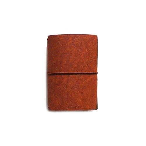 Elizabeth Craft Designs - Traveler's Notebook - Mini - Vintage Brown