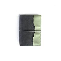 Elizabeth Craft Designs - Traveler's Notebook - Cool Grey