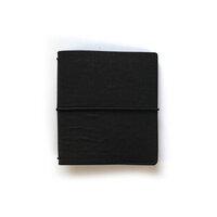 Elizabeth Craft Designs - Traveler's Notebook - Chic Black