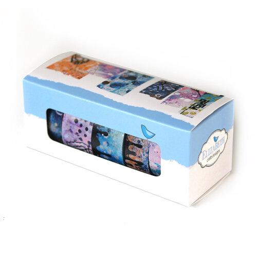 Elizabeth Craft Designs - Washi Tape - Artsy Scenery