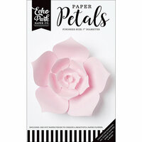 Echo Park - Paper Petals - Dahlia - Small - Light Pink