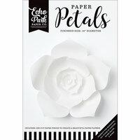 Echo Park - Paper Petals - Dahlia - Medium - White