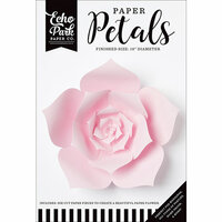 Echo Park - Paper Petals - Dahlia - Medium - Light Pink