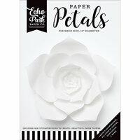 Echo Park - Paper Petals - Dahlia - Large - White