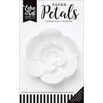 Echo Park - Paper Petals - Peony - Small - White