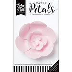 Echo Park - Paper Petals - Peony - Small - Light Pink