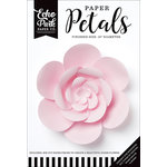 Echo Park - Paper Petals - Peony - Medium - Light Pink
