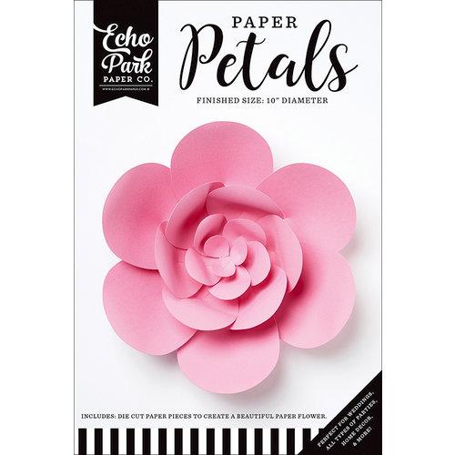 Echo Park - Paper Petals - Peony - Medium - Pink