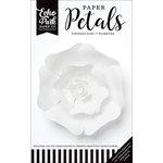 Echo Park - Paper Petals - Rose - Small - White