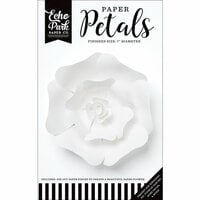 Echo Park - Paper Petals - Rose - Small - White
