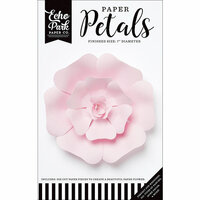 Echo Park - Paper Petals - Rose - Small - Light Pink