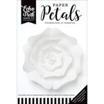 Echo Park - Paper Petals - Rose - Medium - White