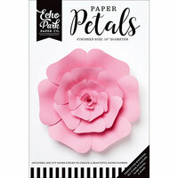 Echo Park - Paper Petals - Rose - Medium - Pink