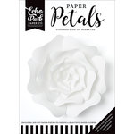 Echo Park - Paper Petals - Rose - Large - White