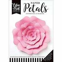 Echo Park - Paper Petals - Rose - Large - Pink