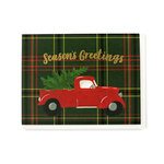 Echo Park - Greeting Card - Christmas - Truck