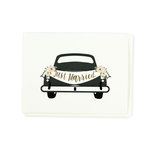 Echo Park - Greeting Card - Wedding - Car