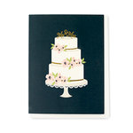 Echo Park - Greeting Card - Wedding - Cake