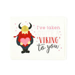 Echo Park - Greeting Card - Valentines - Viking