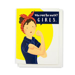 Echo Park - Greeting Card - Snarky - Girls