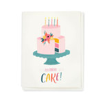 Echo Park - Greeting Card - Birthday - Cake