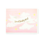 Echo Park - Greeting Card - Baby - Girl