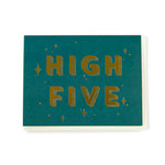 Echo Park - Greeting Card - Graduation - High Five